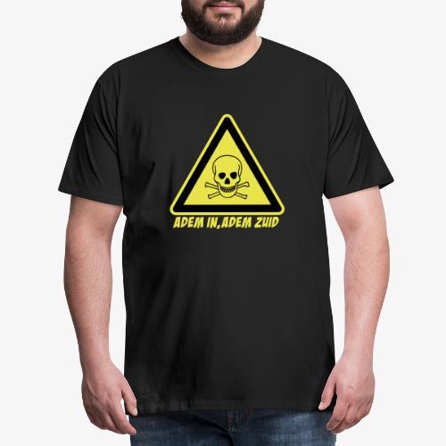 Adem In - Mannen Premium T-shirt