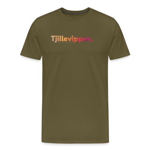 En podd om teknik - Second Edition Black - Premium-T-shirt herr