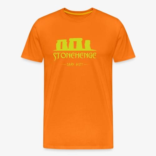 STONEHENGE - Maglietta Premium da uomo