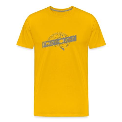 Freethought - Men's Premium T-Shirt