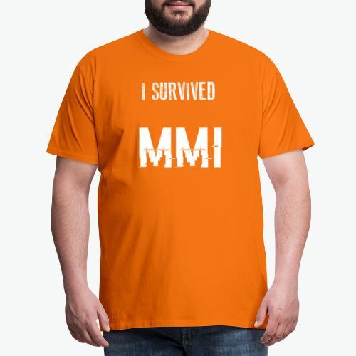 MMI survivor alternative - T-shirt Premium Homme