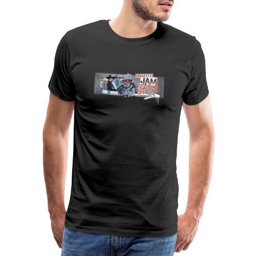 Graffiti Jam - Männer Premium T-Shirt