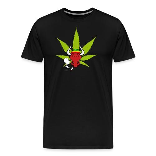Kiffer Oxe - Männer Premium T-Shirt