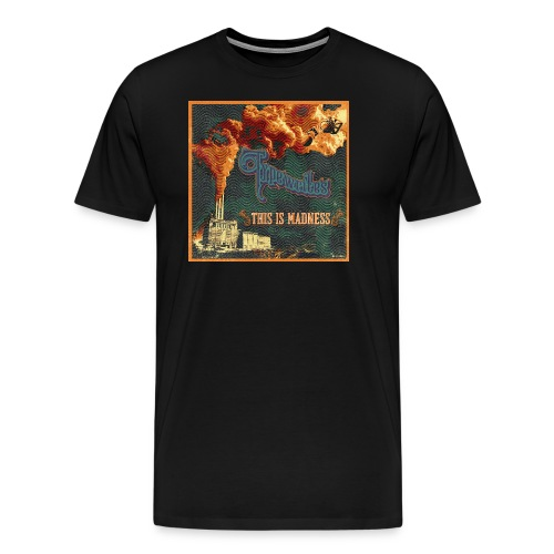 This Is Madness Album Cover - Premium-T-shirt herr