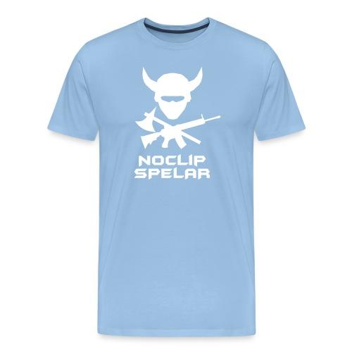 trans png - Premium-T-shirt herr