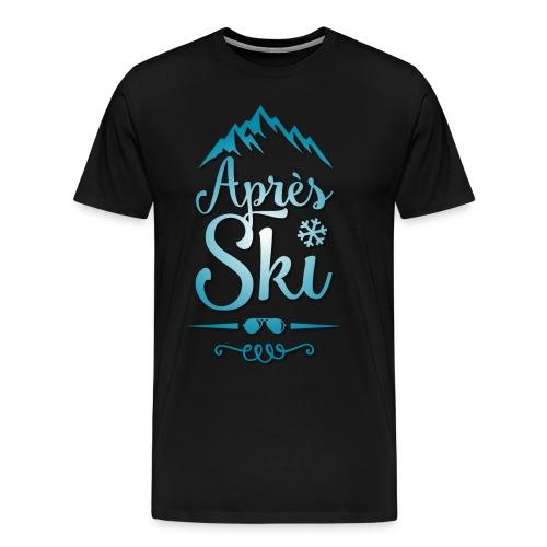 Apres Ski - Männer Premium T-Shirt