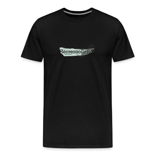 Herrentoilette - Podcast - Männer Premium T-Shirt