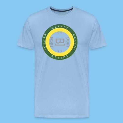 elliot church png - Men's Premium T-Shirt