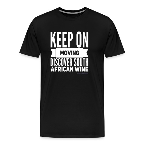 Keep on moving - Männer Premium T-Shirt