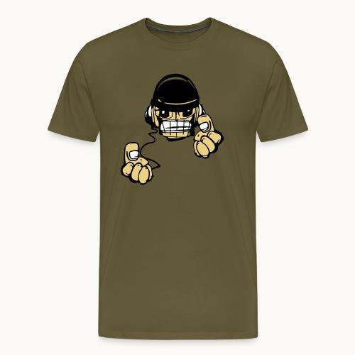 Micky DJ - T-shirt Premium Homme