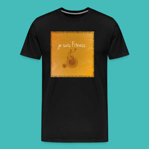 Fitness - T-shirt Premium Homme