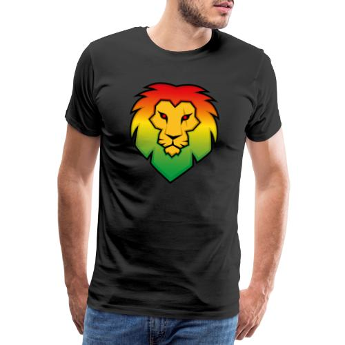 Ragga Lion - Men's Premium T-Shirt