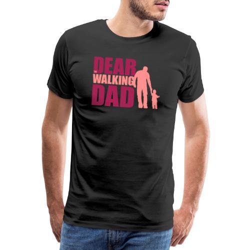 Walker zum Vatertag - Männer Premium T-Shirt