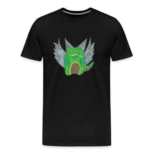 Grunes Deh - Männer Premium T-Shirt