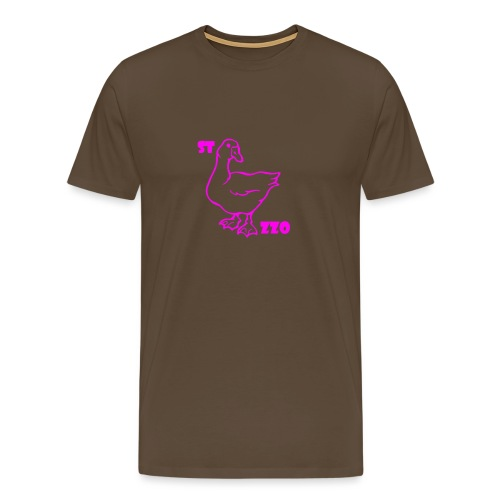REBUS...STOCAZZO - Maglietta Premium da uomo
