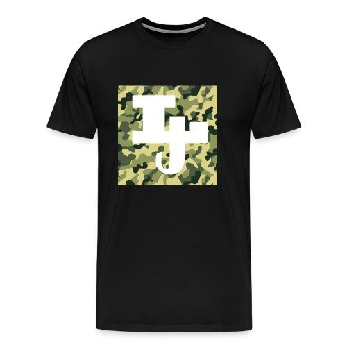 Lil jåkim Merke - Premium T-skjorte for menn