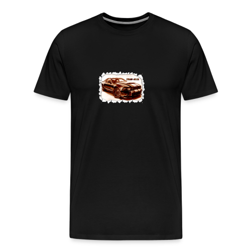 voiture - T-shirt Premium Homme