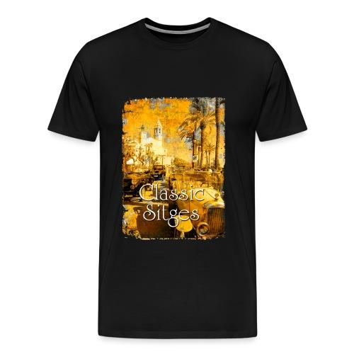 sitges classic - Camiseta premium hombre