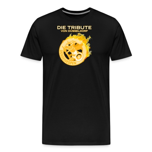 DV Die Tribute Shirt png - Männer Premium T-Shirt