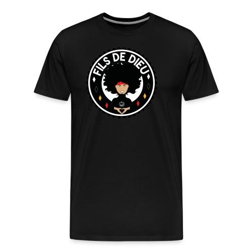 filsdeDieunoir - T-shirt Premium Homme