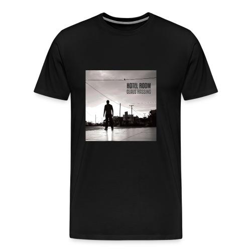 Frontcover 1 hotelroom single 2400x2400 jpeg - Herre premium T-shirt