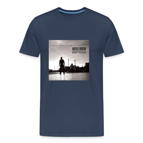 Frontcover 1 hotelroom single 2400x2400 jpeg - Herre premium T-shirt