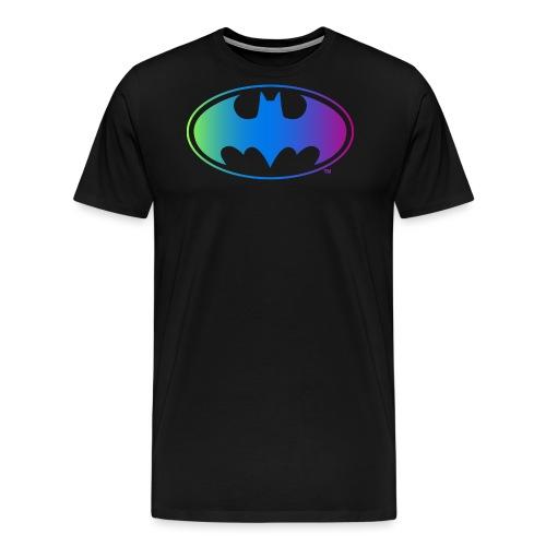 Logo Rainbow - Männer Premium T-Shirt