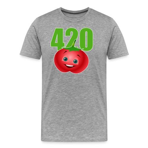 Tomate 420 - Männer Premium T-Shirt