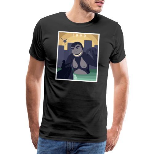 1990 - Mannen Premium T-shirt