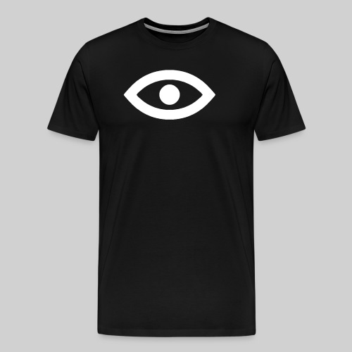 excess eye - T-shirt Premium Homme