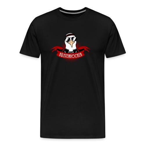 Küstenrocker - Männer Premium T-Shirt