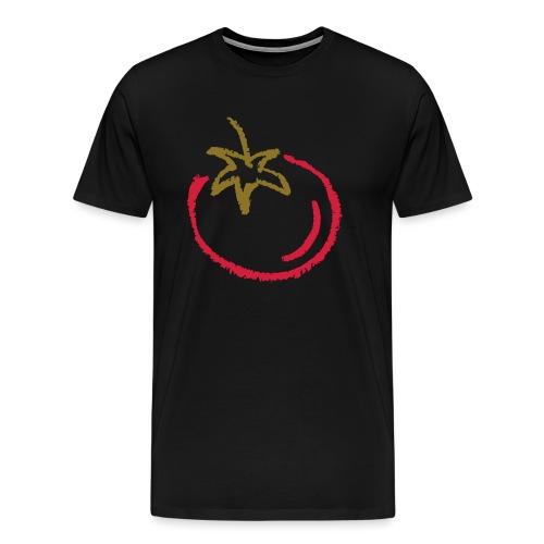 tomato 1000points - Men's Premium T-Shirt