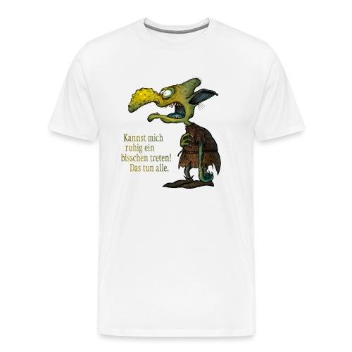 Stollentroll - Männer Premium T-Shirt