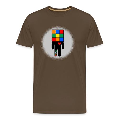 Rubik's Cube Manicon - Men's Premium T-Shirt