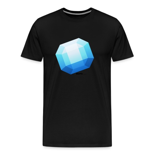 Szafir - Koszulka męska Premium