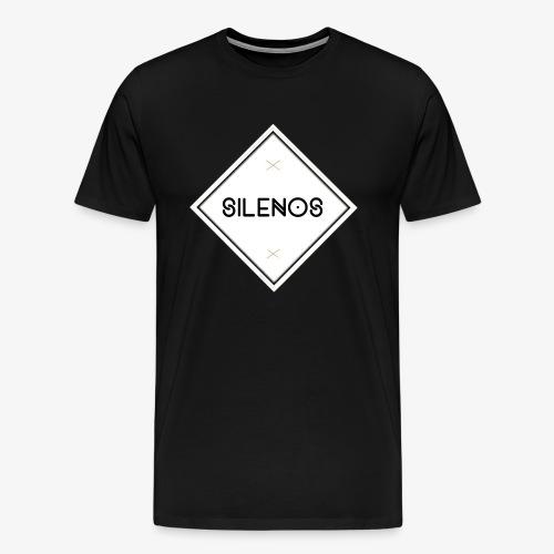 silenosmerch3 png - Männer Premium T-Shirt