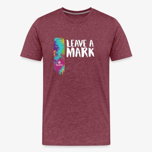 Leave a mark - Men's Premium T-Shirt