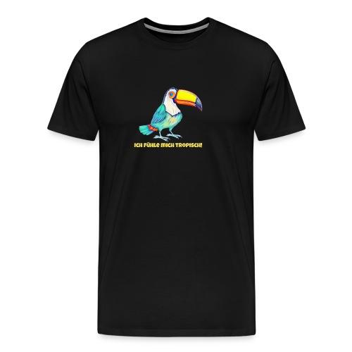 Tropisch - Männer Premium T-Shirt