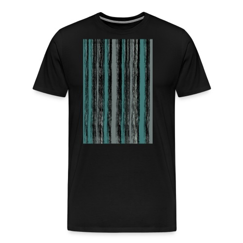 StripesTurl - Männer Premium T-Shirt