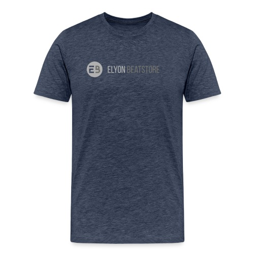 ElyonBeatstore Logo - Mannen Premium T-shirt