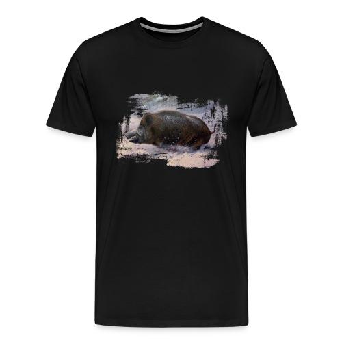 Keiler UNSTOPPABLE - Männer Premium T-Shirt