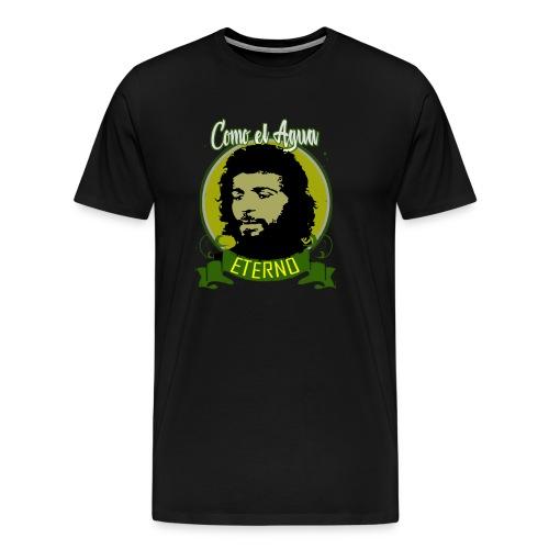 DISEÑO CAMARON COMO EL AGUA - Camiseta premium hombre