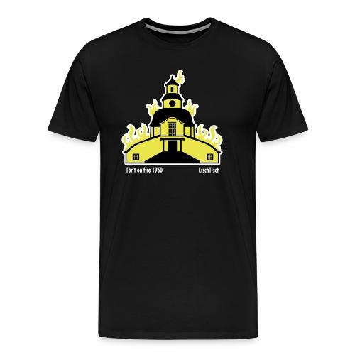 Tört on fire - Premium-T-shirt herr