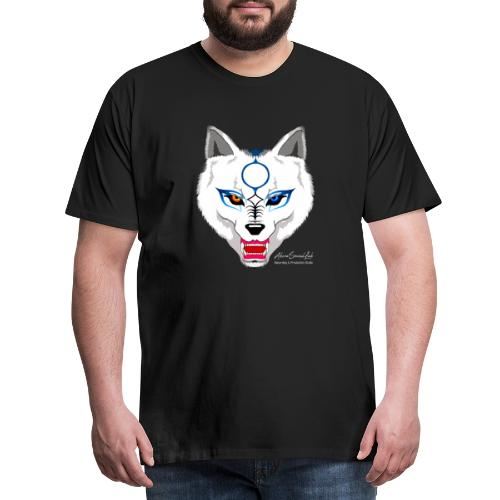 AKIRASOUND LAB LOGO 2 - Maglietta Premium da uomo