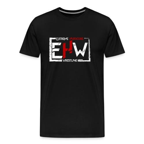 EHWShirtWeißesLogo - Männer Premium T-Shirt