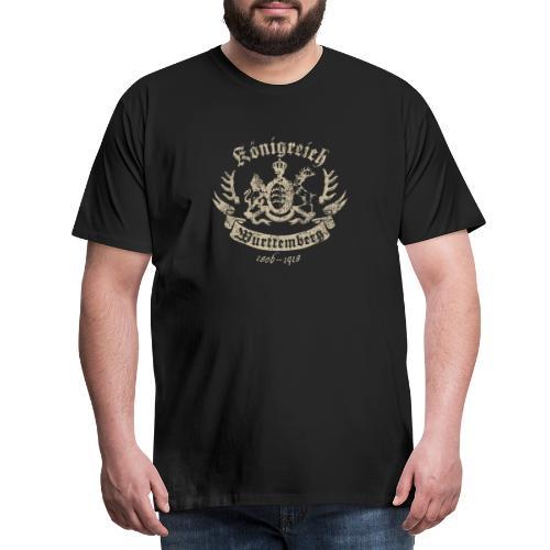 Königreich Württemberg - Männer Premium T-Shirt