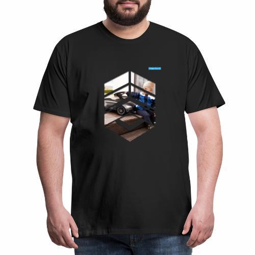 mUSTER bOBBY cAR - Männer Premium T-Shirt