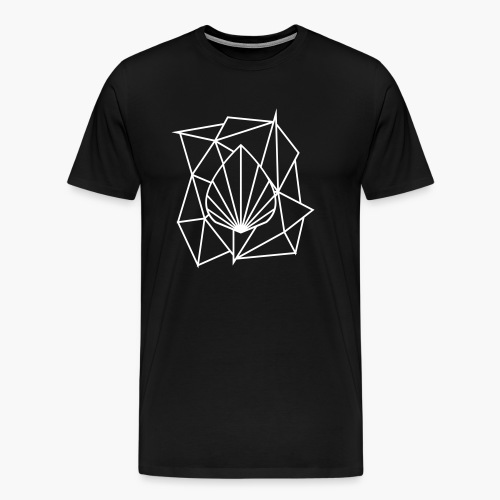 Polygon Augmented Logo - Men's Premium T-Shirt