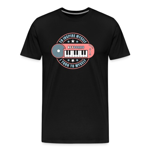 Inspiring Oneself - Men's Premium T-Shirt