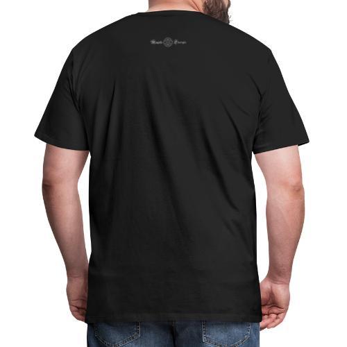 Pentasfera - Maglietta Premium da uomo